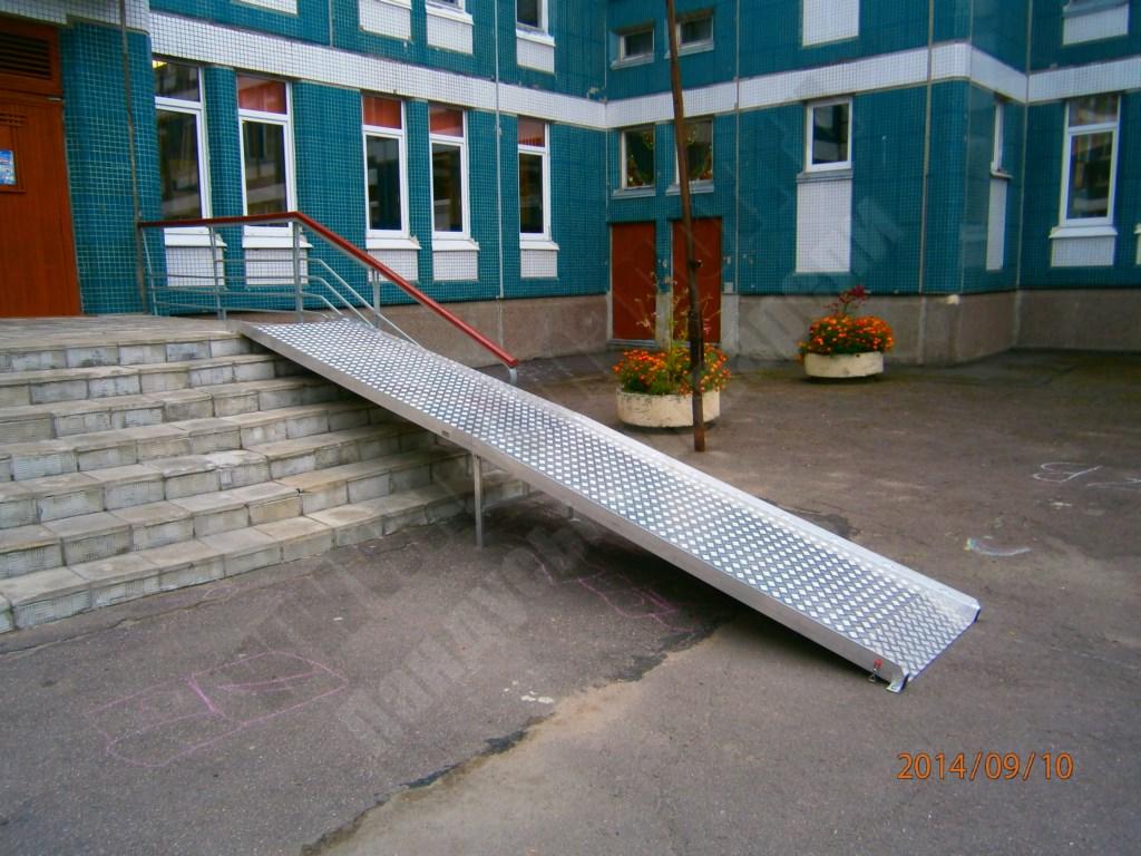 Прямогор Аппарель Рампа L4800 S 800, аппарель