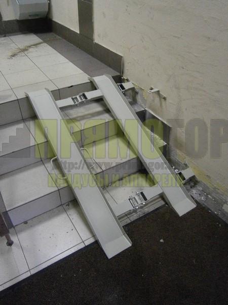 Прямогор Компакт ПК-1080П, складной пандус