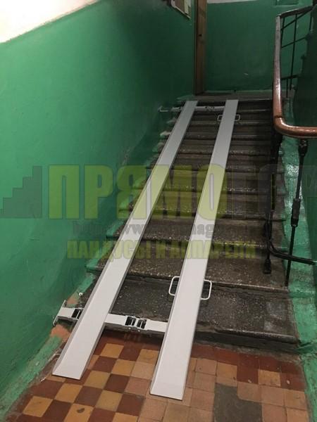 Прямогор Компакт ПК-3260 П, складной пандус