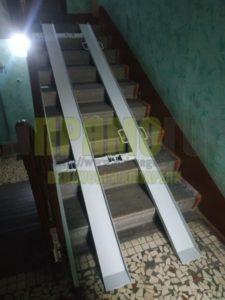 Прямогор Компакт ПК 2990П-П, складной пандус