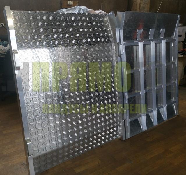 Прямогор Склад Рампа L1300 S1100 H150 G800, аппарель
