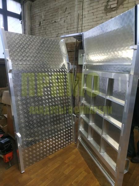 Прямогор Склад Рампа L1600 S1000 H250 G300, пандус для склада
