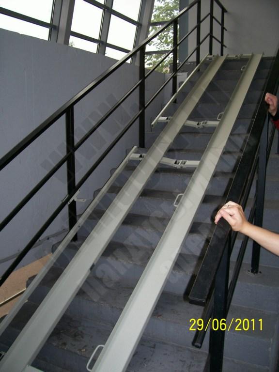 Прямогор Компакт ПК-5415, складной пандус