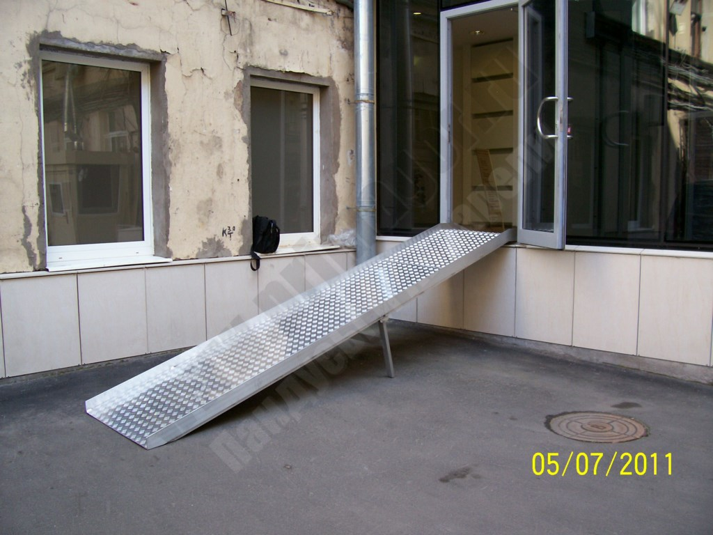 Прямогор Аппарель Рампа выездная L3600 S800, аппарель