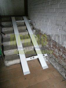 Прямогор Компакт ПК-2400Л, складной пандус