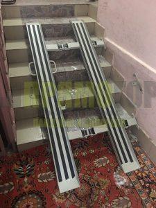 Прямогор Компакт ПК-1590Л, складной пандус