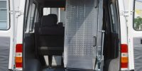 rrd пандус для микроавтобуса