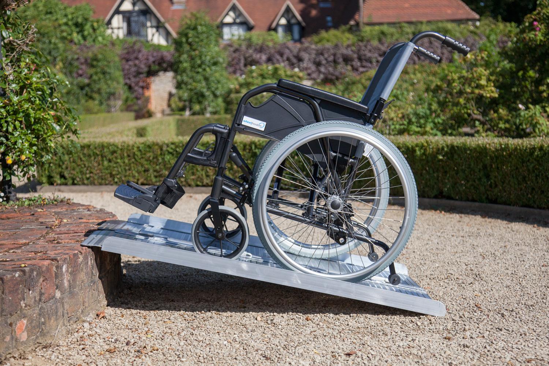 Пандус для инвалидов алюминиевый